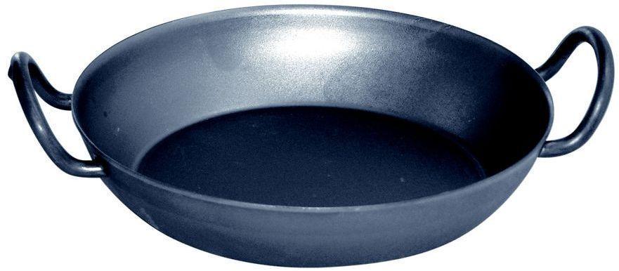 Жаровня Riess Eisen-Gourmet. Диаметр 20 см0600-023Торговая марка «Riess» представляет собой эксклюзивную коллекцию стальной посуды, покрытую двумя слоями стекловидной эмали. Производится в Австрии с 1550 года с применением новейших технологий. Высочайшее качество и уникальный дизайн широко известны и высоко оценены покупателями эмалированной посуды во всем мире. Разнообразные расцветки с уникальным декором являются вдохновением к приготовлению пищи и воплощают в жизнь все последние тенденции в декорации кухни и столовой. Благодаря высокой устойчивости к ультрафиолетовому излучению, вы очень долго будете наслаждаться нежными расцветками и блеском эмалированной посуды «Riess». В жаровнях и сковородках можно варить, жарить, тушить. Подходит для всех видов плит, включая индукционную. Также можно использовать в духовке. Легко очищаются: достаточно ненадолго замочить в воде и протереть губкой для мытья посуды с моющим средством.Можно использовать моющие средства и мыть в посудомоечной машине. При уходе за изделием запрещается использовать абразивные материалы. Срок годности не ограничен.