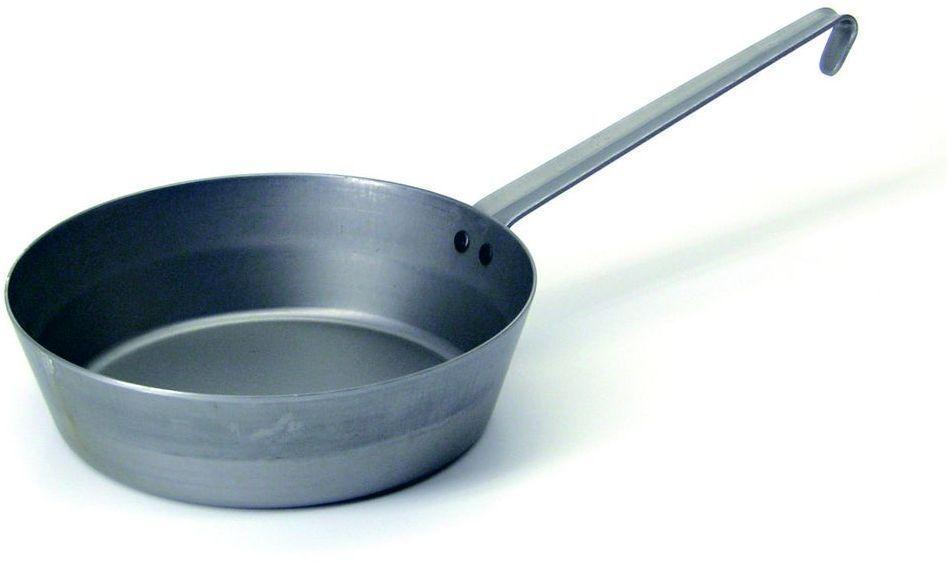Сковорода Riess Eisenpfanne Tirol. Диаметр 28 см0629-023Торговая марка «Riess» представляет собой эксклюзивную коллекцию стальной посуды, покрытую двумя слоями стекловидной эмали. Производится в Австрии с 1550 года с применением новейших технологий. Высочайшее качество и уникальный дизайн широко известны и высоко оценены покупателями эмалированной посуды во всем мире. Разнообразные расцветки с уникальным декором являются вдохновением к приготовлению пищи и воплощают в жизнь все последние тенденции в декорации кухни и столовой. Благодаря высокой устойчивости к ультрафиолетовому излучению, вы очень долго будете наслаждаться нежными расцветками и блеском эмалированной посуды «Riess». В жаровнях и сковородках можно варить, жарить, тушить. Подходит для всех видов плит, включая индукционную. Также можно использовать в духовке. Легко очищаются: достаточно ненадолго замочить в воде и протереть губкой для мытья посуды с моющим средством.Можно использовать моющие средства и мыть в посудомоечной машине. При уходе за изделием запрещается использовать абразивные материалы. Срок годности не ограничен.