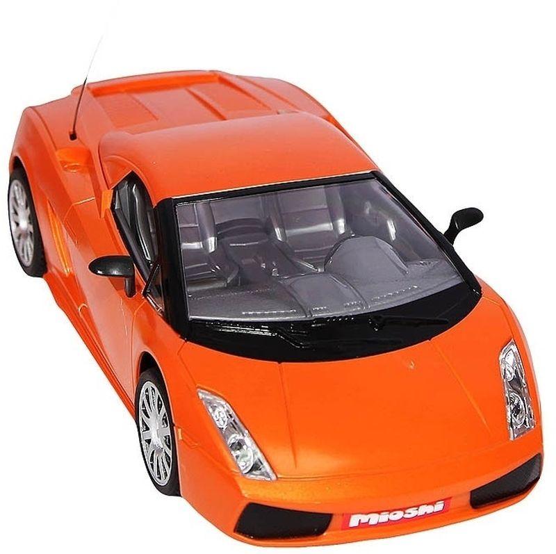 Mioshi Машинка на радиоуправлении Tech цвет оранжевый
