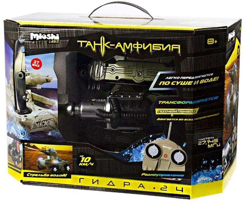 Mioshi Танк на радиоуправлении Army Гидра-24 - Радиоуправляемые игрушки