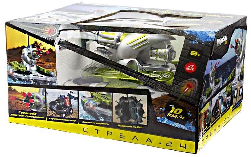 Mioshi Танк на радиоуправлении Army Стрела-24 - Радиоуправляемые игрушки