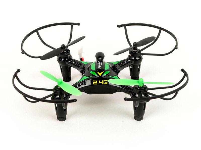 Mioshi Квадрокоптер на радиоуправлении Tech 3D Мини-дрон-14
