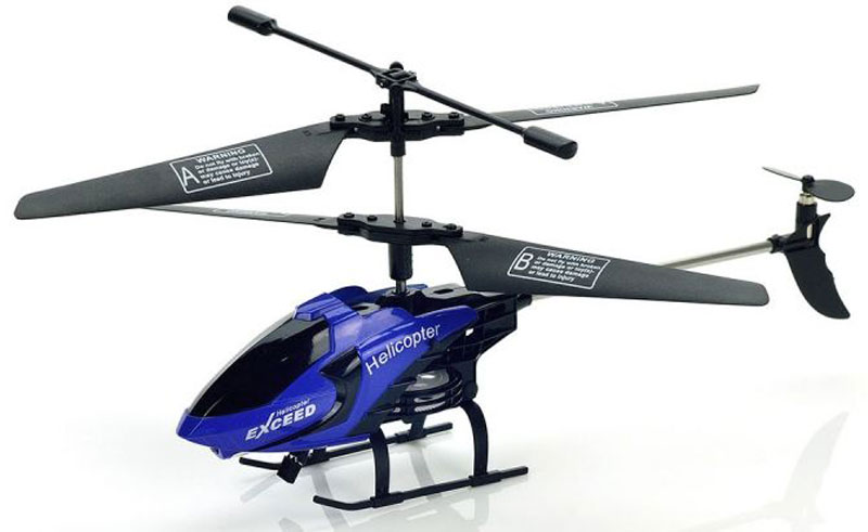 Mioshi Вертолет на радиоуправлении Tech IR-223 - Радиоуправляемые игрушки