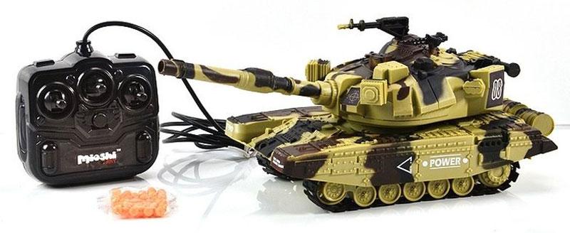 Mioshi Танк на радиоуправлении Army МТ-90 цвет песочный