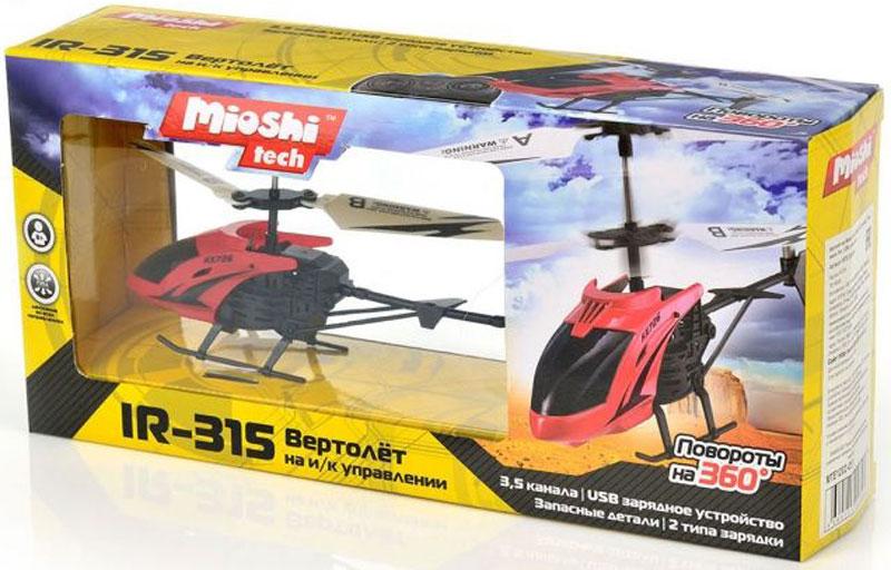Mioshi Вертолет на радиоуправлении Tech IR-315