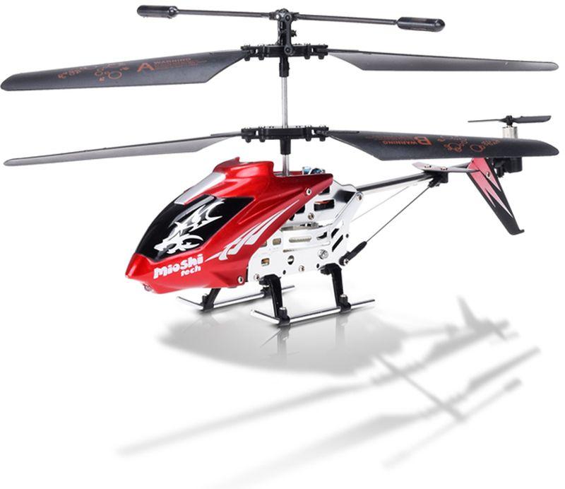 Mioshi Вертолет на радиоуправлении Tech Twin Flyer вертолет на электро радиоуправлении mjx r x300c x300