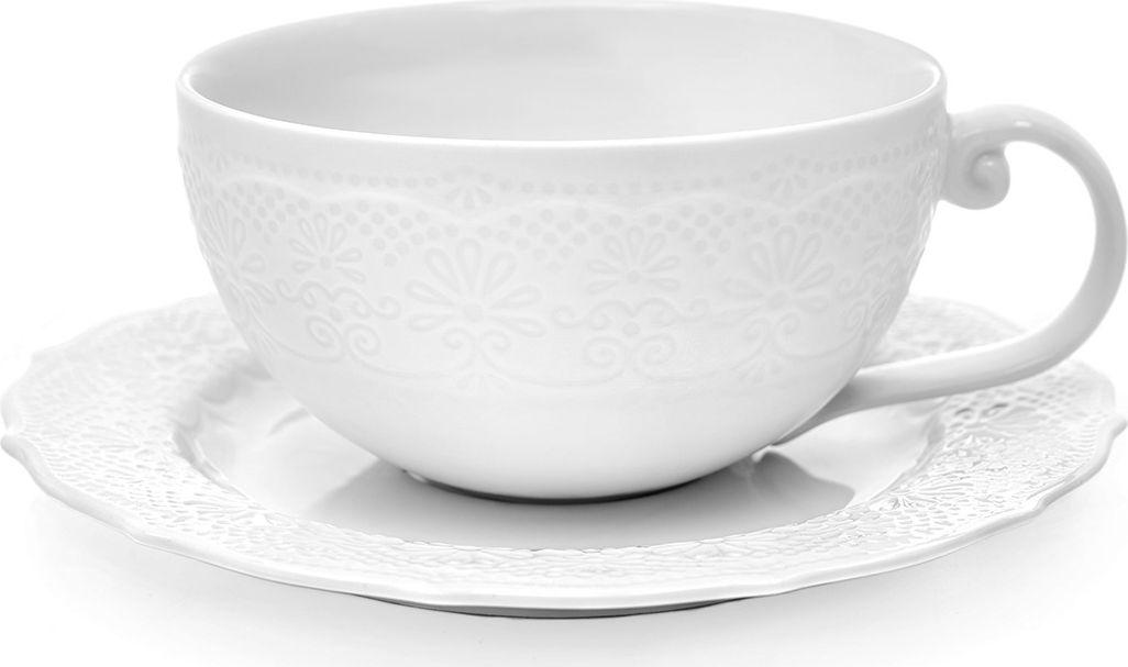 Чайная пара Walmer Emily, 2 предмета, 250 мл282MALPЧайная пара Walmer Emily состоит из чашки и блюдца. Чайная пара WalmerEmily украсит ваш кухонный стол, а также станет замечательным подарком клюбому празднику.