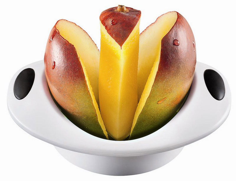 Нож для манго Moha Mango, цвет: белый манго самара