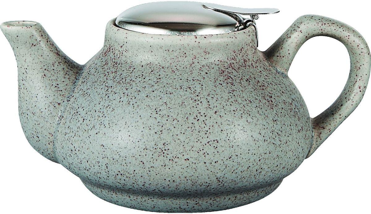 Чайник заварочный Elrington Крошка, с фильтром, цвет: сливовый, 750 мл. FJH-10021-A203FJH-10021-A203