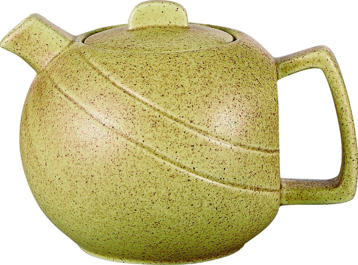 Чайник заварочный Elrington, с фильтром, цвет: бежевый, 1,15 лFJH-10461-A201Стильный чайник отлично впишется в ваш интерьер. Благодаря фильтру, заваривать в нем чай будет очень удобно!