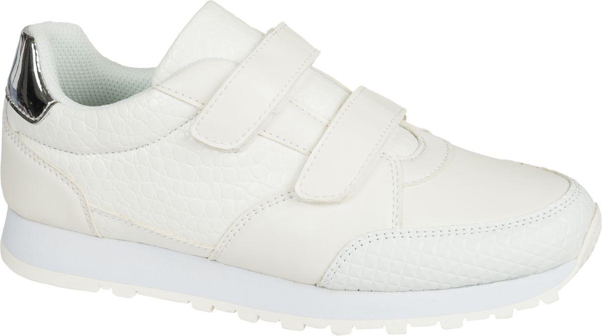 Кроссовки для девочки Mursu, цвет: белый. 201662. Размер 32