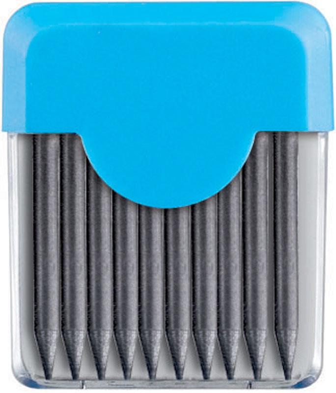 Maped Грифель для циркуля 10 шт134210Запасные грифели Maped подходят циркуля. Возможно использовать с карандашом. Диаметр грифеля 2 мм.