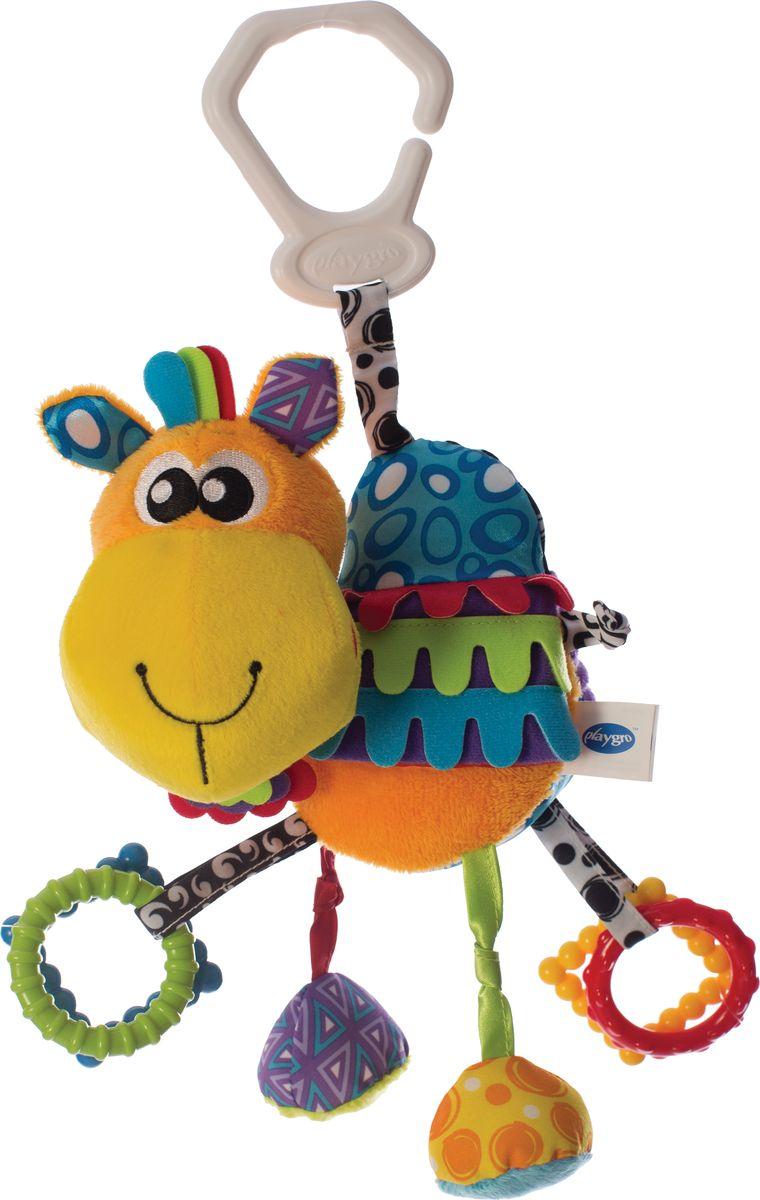 Фото - Playgro Игрушка-подвеска Верблюд подвесные игрушки playgro верблюд