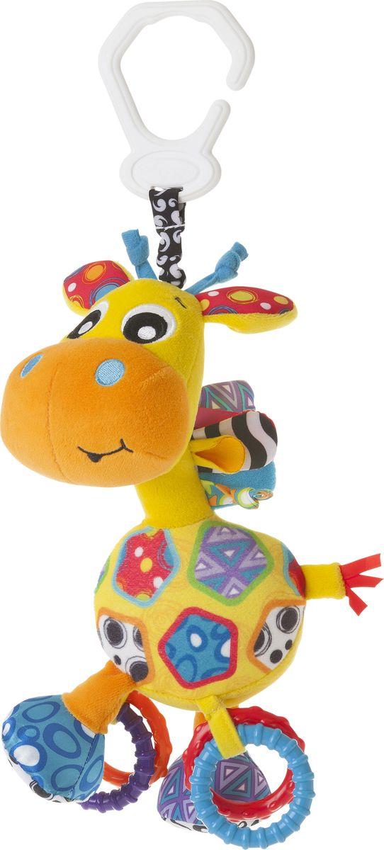 Playgro Игрушка-подвеска Жираф игрушка погремушка playgro тигр