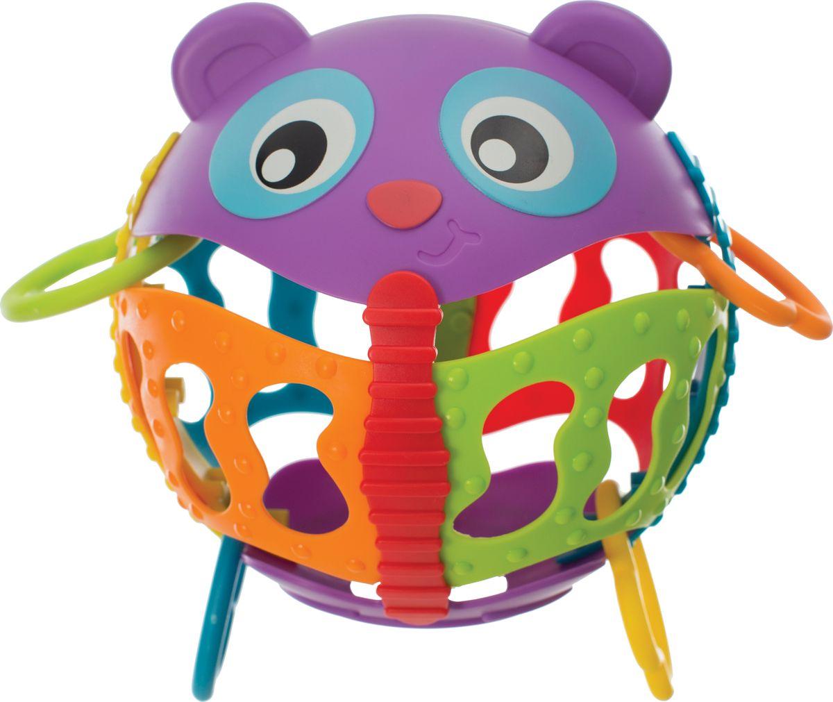 Playgro Погремушка Шар 4085489 игрушка погремушка playgro тигр