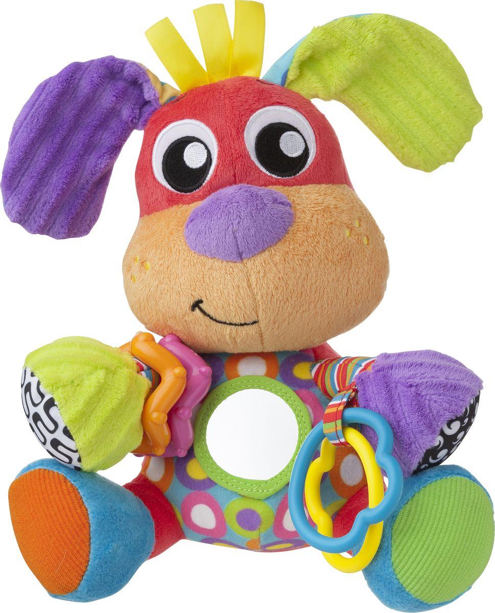 Playgro Развивающая игрушка Собака - Игрушки для малышей