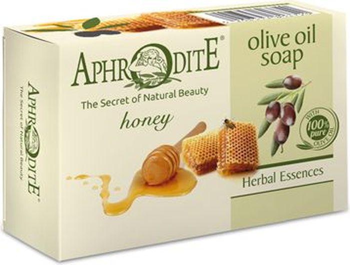 Aphrodite Мыло оливковое с медом, 100 гZ-84Ценные свойства меда, при создании рецептур для поддержания красоты и здоровья кожи, использовались на протяжении веков. В оливковом мыле Aphrodite используется мед, собранный на экологически чистом, солнечном острове Крит. Благодаря прекрасному составу, мыло эффективно увлажняет, питает и успокаивает кожу лица и тела. Отлично подходит для профилактики и лечения угревой сыпи и акне, уменьшает покраснения и раздражение.100% натуральный продукт. Не содержит консервантов, животных жиров и искусственных красителей.