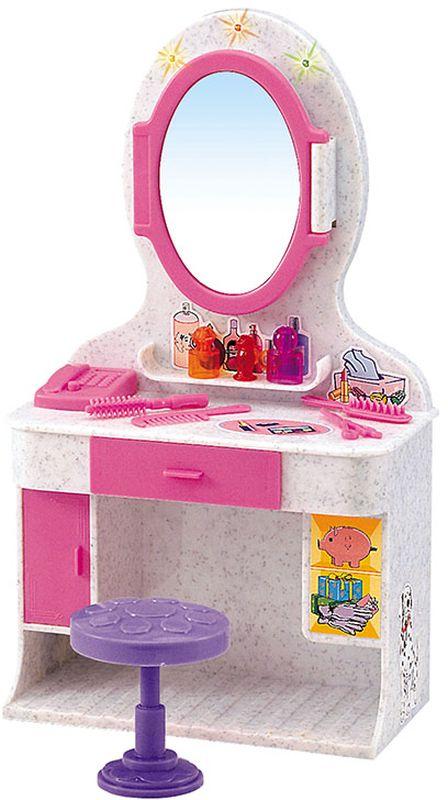 DollyToy Мебель для кукол Магическое зеркало аксессуары для кукол большой слон мебель для больших кукол до 30 см детская м 007