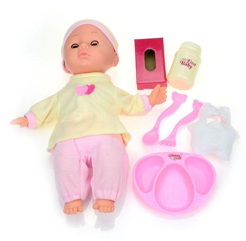 DollyToy Пупс Маленький соня dollytoy мебель для кукол книжный шкаф