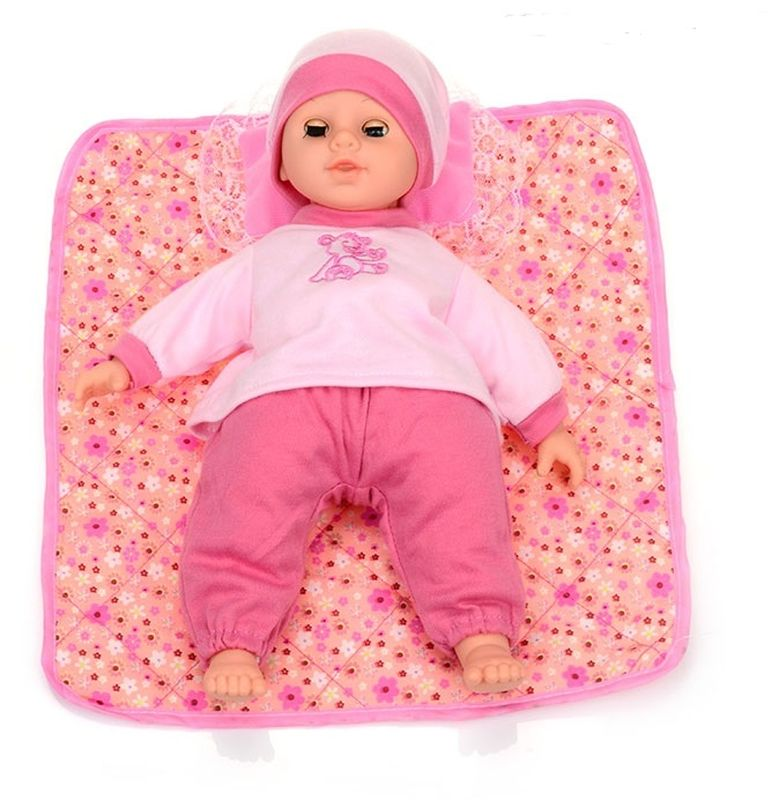 DollyToy Пупс Милый малыш dollytoy мебель для кукол книжный шкаф