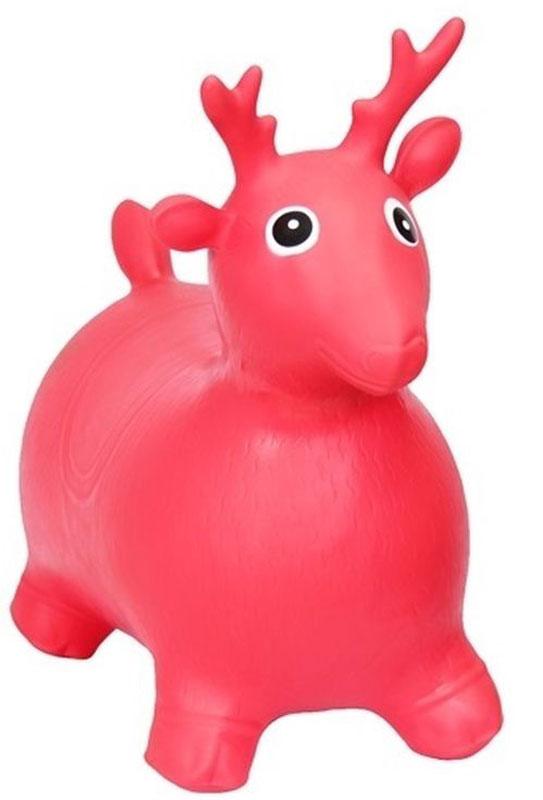 Altacto Игрушка-попрыгун Олень цвет розовый - Игры на открытом воздухе