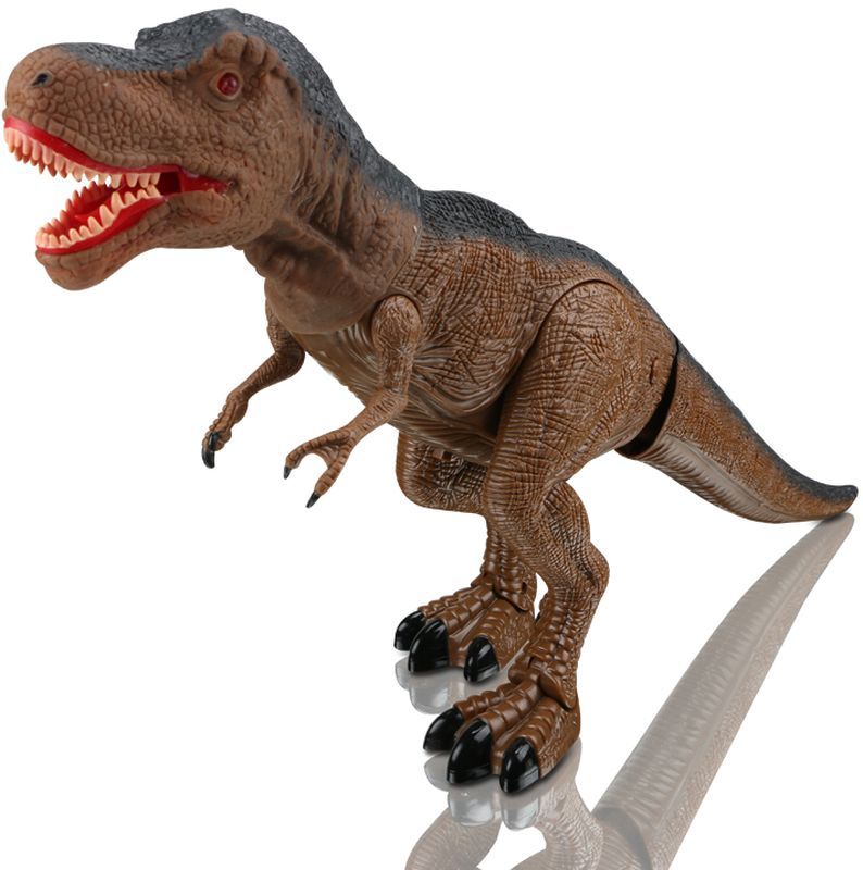 Mioshi Интерактивная игрушка Active Древний гигант игрушка динозавр древний гигант 47см движение свет звук