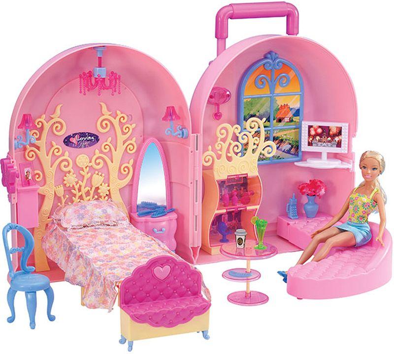 DollyToy Мебель для кукол Комнатка волшебницы