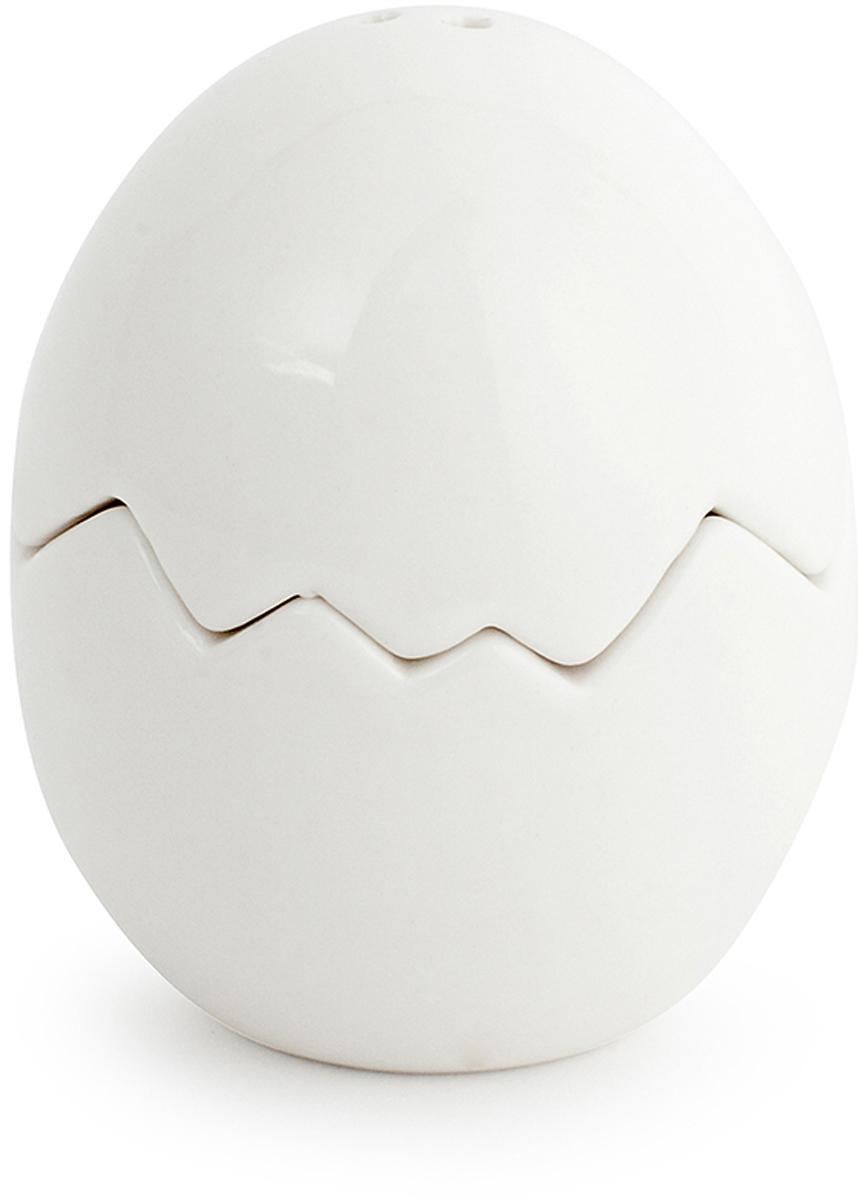 Набор для специй Balvi Cracked, цвет: белый белозерская алёна сердце из двух половинок