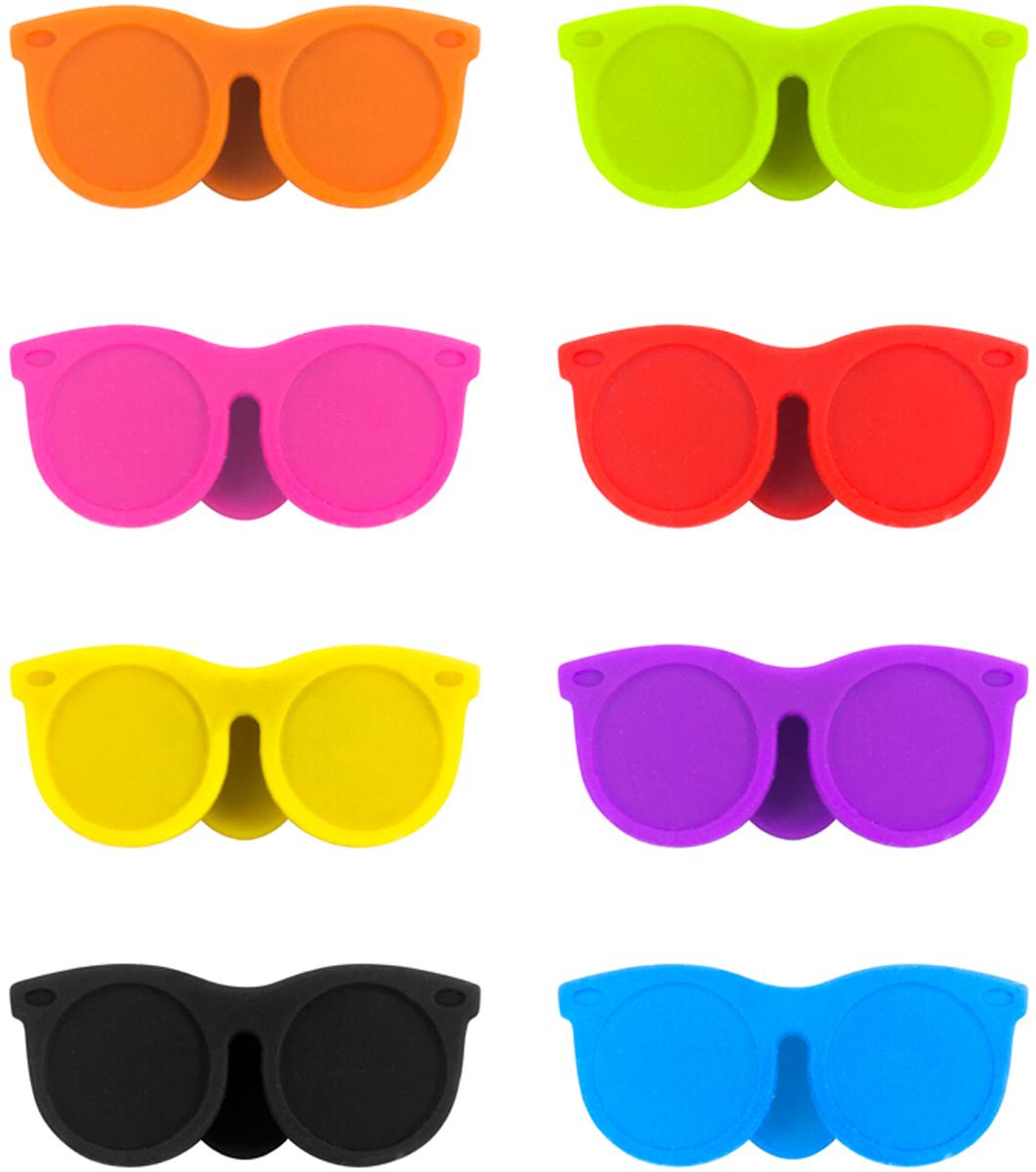 Маркеры для бокалов Balvi Sunny, 8 шт маркеры для бокалов birdies 6шт