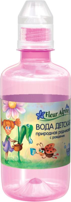 Fleur Alpine Organic вода детская питьевая, с рождения, 0,25 л milka cake