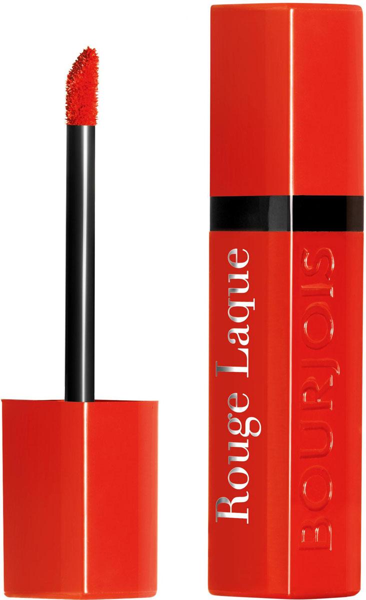 Bourjois Помада для губ Rouge Laque, Тон №0429103102004Жидка гибридная помада с ухаживающими маслами. Стойкое и невероятно легкое глянцевое покрытие без липкости.