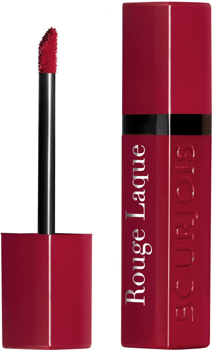 Bourjois Помада для губ Rouge Laque, Тон №08 bourjois bourjois помада для губ rouge laque 3 jolie brune 6 мл