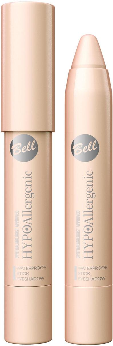 Bell Hypoallergenic Тени для век в карандаше Waterproof Stick Eyeshadow, Тон №03BcsHA003