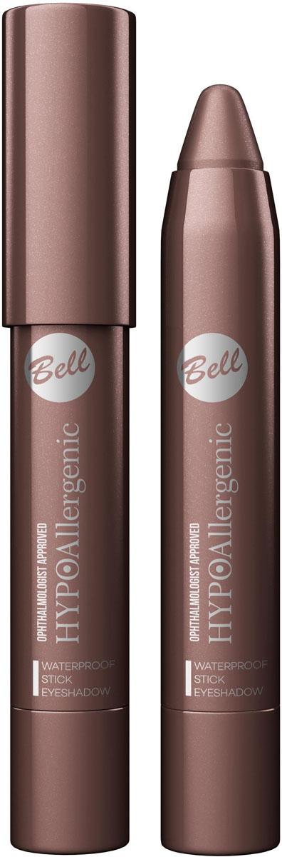 Bell Hypoallergenic Тени для век в карандаше Waterproof Stick Eyeshadow, Тон №06BcsHA006