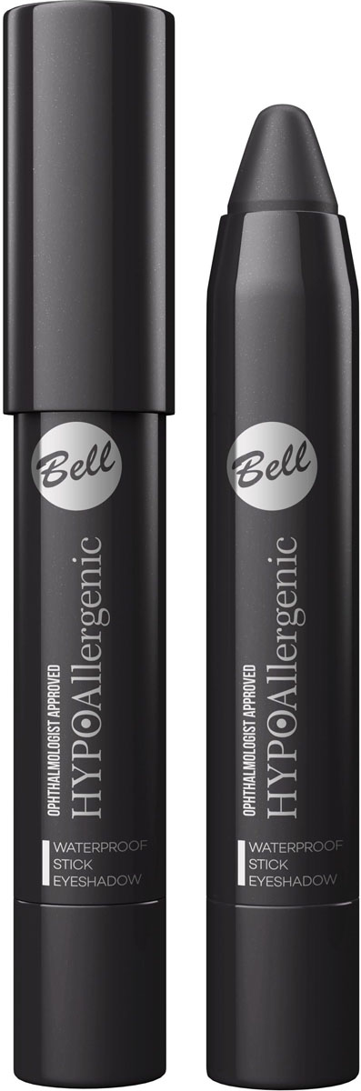 Bell Hypoallergenic Тени для век в карандаше Waterproof Stick Eyeshadow, Тон №12BcsHA012
