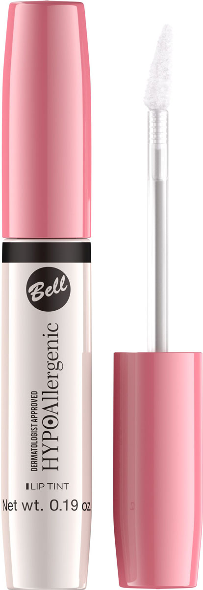 Bell Hypoallergenic Краска для губ Lip Tint, Тон №01, 15 млBlgtHA001