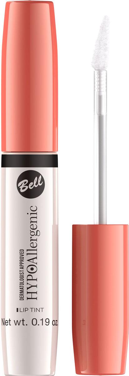 Bell Hypoallergenic Краска для губ Lip Tint, Тон №04, 15млBlgtHA004