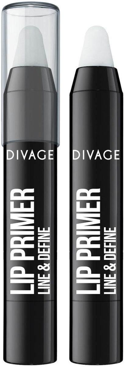 Divage Lip Primer Основа для макияжа губ праймер в стике, 20 мл a currency options primer