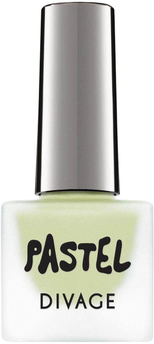 Divage Лак для ногтей Nail Polish Pastel, Тон №07, 7 мл
