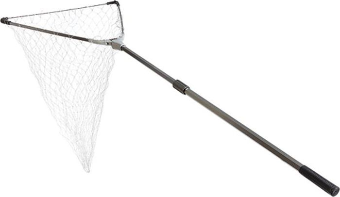 Подсачек Lucky John, складной, телескопический, 200 х 63 х 63 смLJ-7070-200Большой подсачек Lucky John с сеткой из теннисного корда предназначен для извлечения из воды крупной рыбы, прежде всего хищной. Подсачек оснащен телескопической ручкой и складным сачком треугольной формы. Крупная ячейка и плотный материал сетки сводят к минимуму вероятность запутывания в ней крючков приманки. Надежная конструкция позволяет не бояться поломки подсачека в самый ответственный момент.