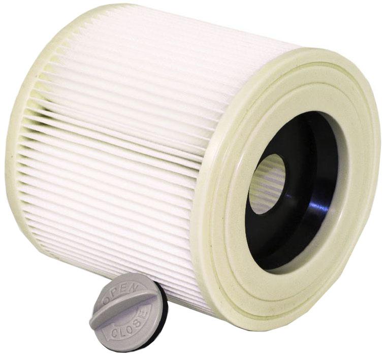Filtero FP 110 PET Pro фильтр складчатый для пылесосов Karcher5778Фильтр Filtero FP 110 PET Pro обладает высокой степенью фильтрации и не боится влаги, что позволяет использовать пылесос для работы в режимах сухой и влажной уборки и экономит время на смену фильтра. Данный фильтр препятствует выходу мельчайших частиц из пылесоса в помещение, максимальная эффективность для пыли класса М. Эффективность фильтрации и срок службы фильтра многократно увеличиваются с использованием мешков Filtero. Фильтр моющийся, подлежит замене, согласно рекомендации производителя пылесосов, при снижении силы всасывания пылесоса.