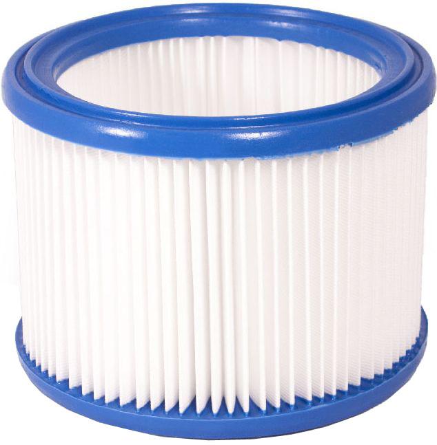Filtero FP 120 PET Pro фильтр складчатый для пылесосов Bosch, Makita, Metabo, Nilfisk5793Фильтр Filtero FP 120 PET Pro обладает высокой степенью фильтрации и не боится влаги, что позволяет использовать пылесос для работы в режимах сухой и влажной уборки и экономит время на смену фильтра. Данный фильтр препятствует выходу мельчайших частиц из пылесоса в помещение, максимальная эффективность для пыли класса М. Эффективность фильтрации и срок службы фильтра многократно увеличиваются с использованием мешков Filtero. Фильтр моющийся, подлежит замене, согласно рекомендации производителя пылесосов, при снижении силы всасывания пылесоса.