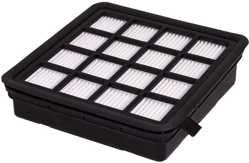 Filtero FTH 13 ELZ HEPA-фильтр для пылесосов Electrolux5797Набор фильтров Filtero FTH 13 ELX. НЕРА фильтр препятствует выходу мельчайших частиц пыли и аллергенов из пылесоса в помещение. Фильтр не моющийся. Подлежит замене, согласно рекомендации производителя пылесосов - не реже одного раза за 6 месяцев. Комплектация: с в пластиковом корпусе уровня фильтрации НЕРА Н 12 (1 шт) Губчатый моторный фильтр (1 шт)