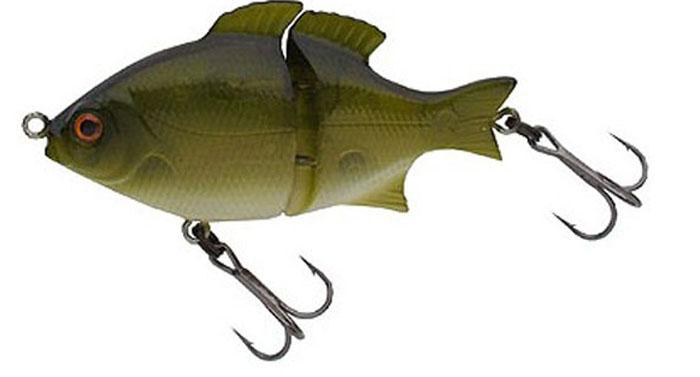 Воблер Tsuribito Pike Hunter S, цвет: салатовый (082), длина 60 мм, вес 22,5 г