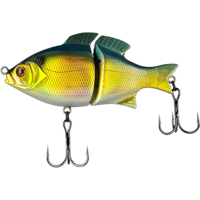 Воблер Tsuribito Pike Hunter S, цвет: золотой (571), длина 95 мм, вес 22,5 г