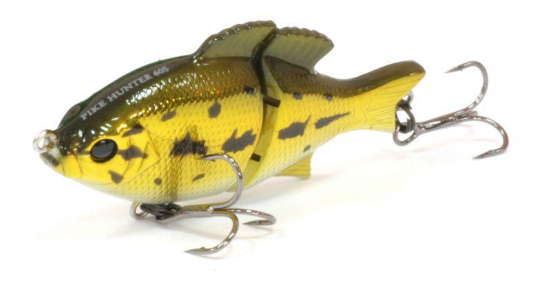 Воблер Tsuribito Pike Hunter S, цвет: золотой, белый (013), длина 95 мм, вес 22,5 г матрас lineaflex edelweiss 20 90x185