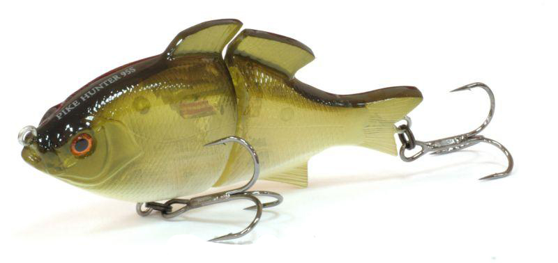 Воблер Tsuribito Pike Hunter S, цвет: салатовый (082), длина 95 мм, вес 22,5 г43236Классический воблер, подходящий для ловли разнообразной рыбы. Особенно хорошо проявляет свои качества при медленных проводках. При падении воблер очень хорошо играет, тем самым привлекая к себе внимание рыбы. Обладает хорошими полетными качествами. Фирма – производитель гарантирует высокую степень поклевки при работе с приманками этой серии.Какая приманка для спиннинга лучше. Статья OZON Гид