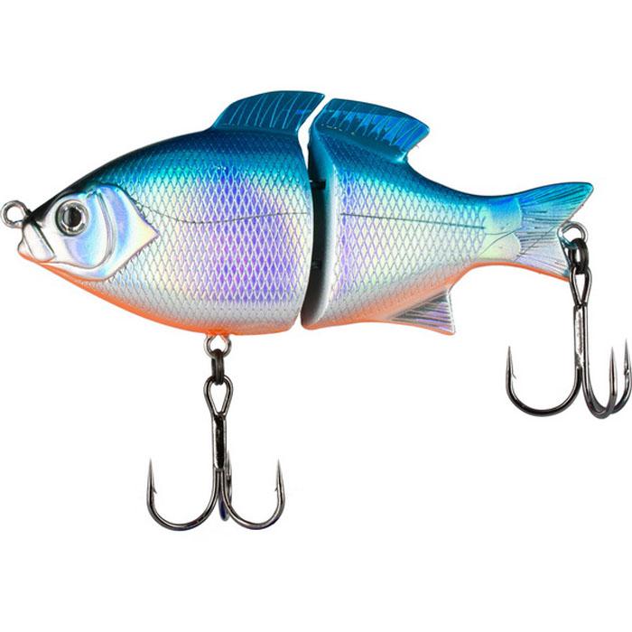 Воблер Tsuribito Pike Hunter S, цвет: голубой (100), длина 95 мм, вес 22,5 г