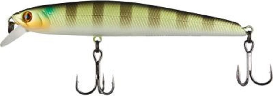 Воблер Tsuribito Smash Minnow SP, цвет: болотный, салатовый (091), длина 90 мм, вес 8 г45315Классический минноу-воблер для ловли щуки на мелководье. Данная модель обладает широкой и плавной игрой, что максимально привлекает пятнистых хищниц. Благодаря шарикам внутри воблера приманка создает колебания в двух плоскостях, что придает ей наиболее реалистичное поведение.Какая приманка для спиннинга лучше. Статья OZON Гид