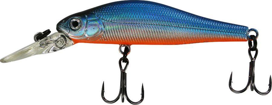 Воблер Tsuribito Jerkbait SP-DR, цвет: голубой (100), длина 50 мм, вес 3 г dr oetker пикантфикс для огурцов 100 г